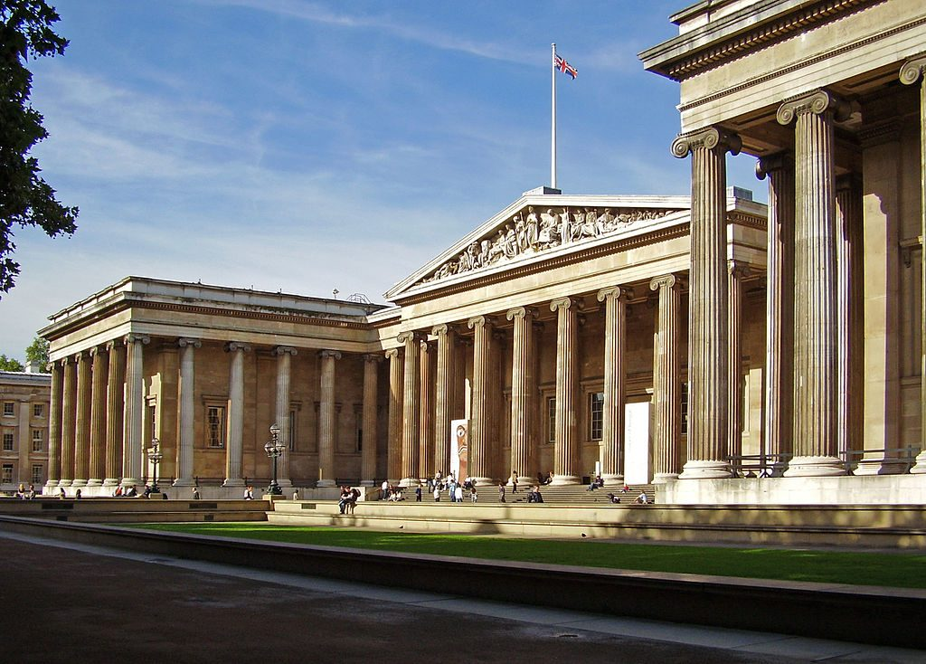 Domestic tourism trips t the British Museum