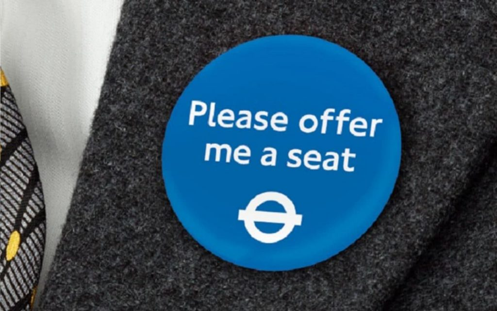 Increasing accessibility on your coach service through a badge scheme