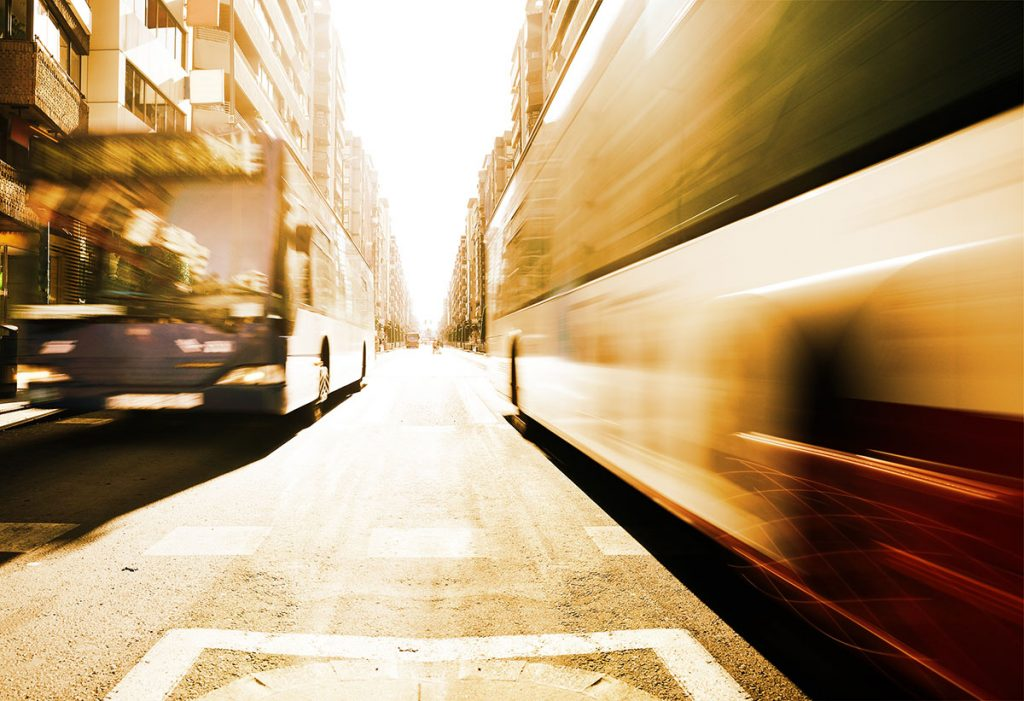 Onboard technologies for your bus company
